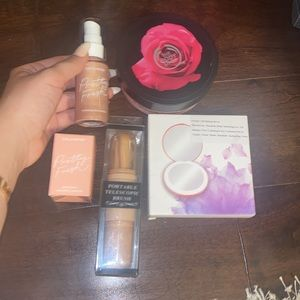 FREE WITH ANY BUNDLE Beauty items